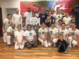 Workshops with Formada Colibri at Minnesota Capoeira Academy