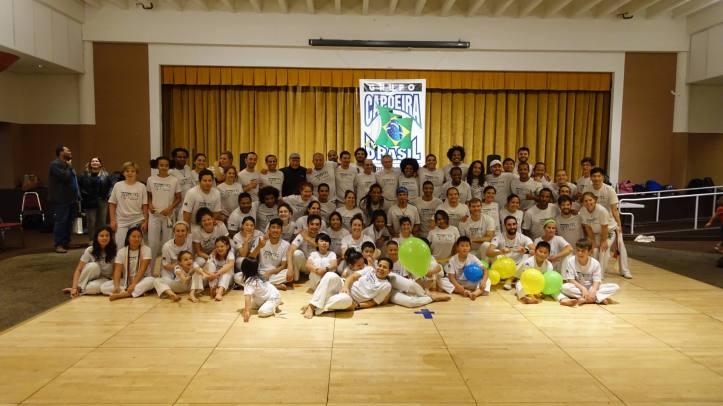 Formando Aranha's Batizado in San Francisco. Congrats on a great event!!